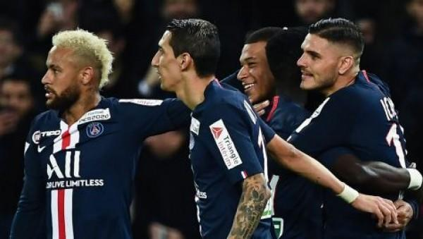Neymar Absen, PSG Semakin Perkasa di Ligue 1 Usai Pecundangi Nantes