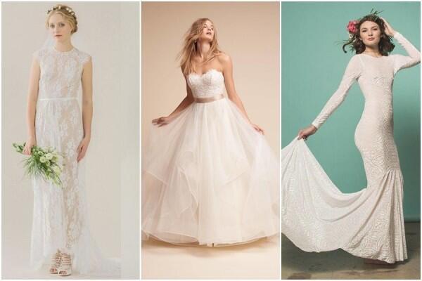 7 Bahan Gaun Pengantin Terbaik yang Membuatmu Memesona di Hari H