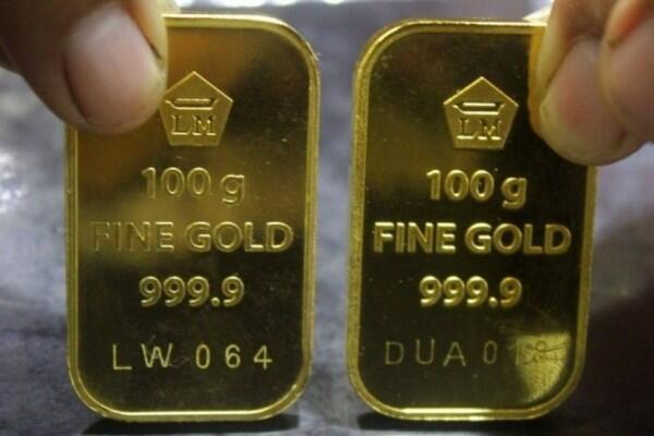 Harga Emas Antam Terjun Rp7.000, Yuk Manfaatkan untuk Investasi