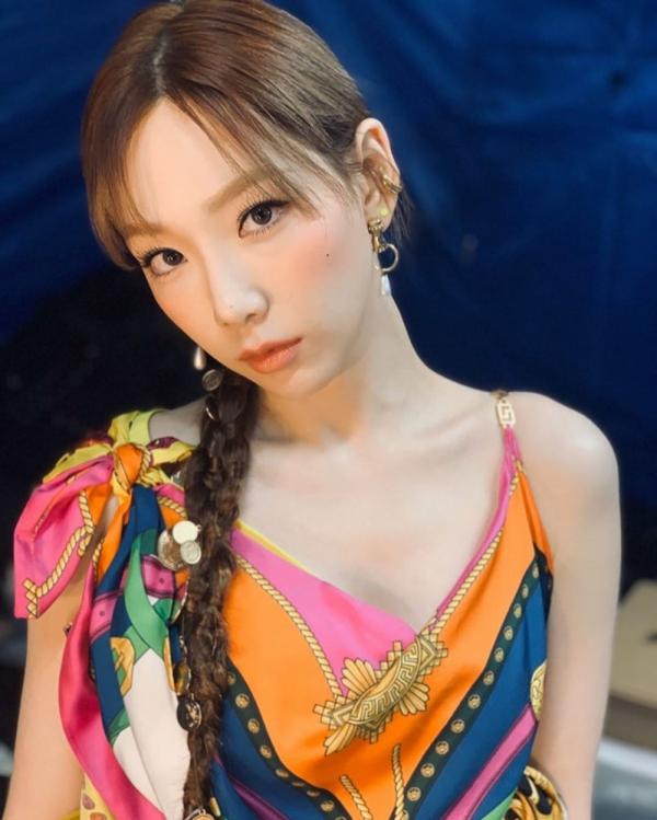 10 Potret Paripurna Taeyeon SNSD di Usia 30 Tahun, Bikin Susah Kedip!