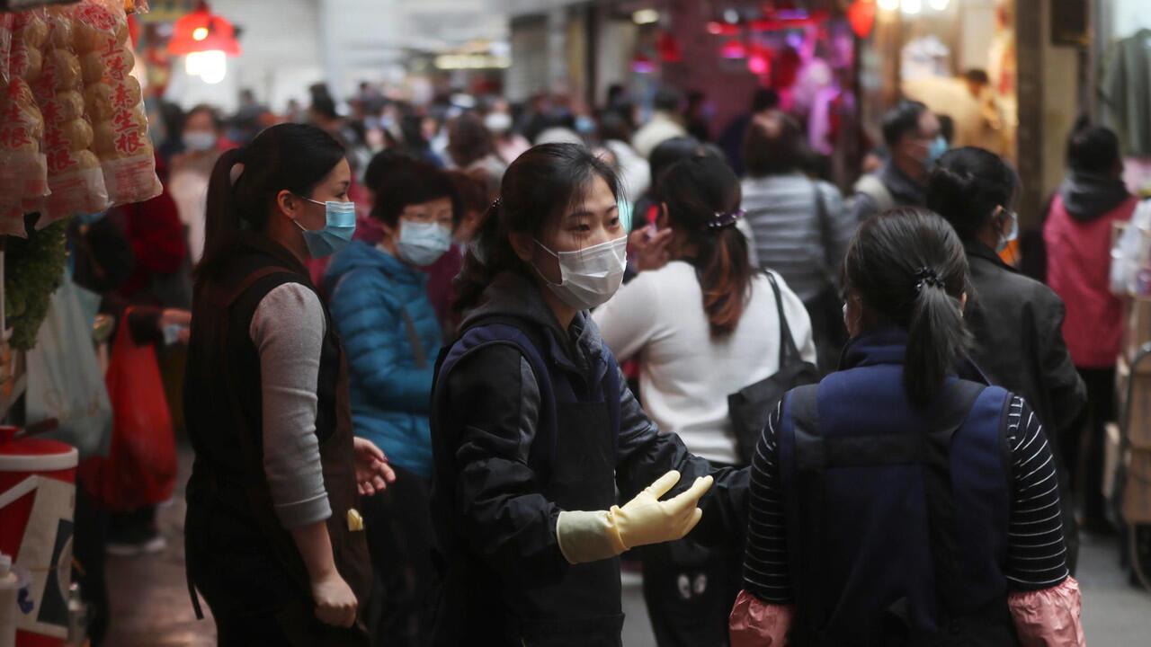 Ngaku Habis dari Wuhan, Cewek Ini Bikin Pria yang Mau Perkosa Dirinya Lari Ketakutan