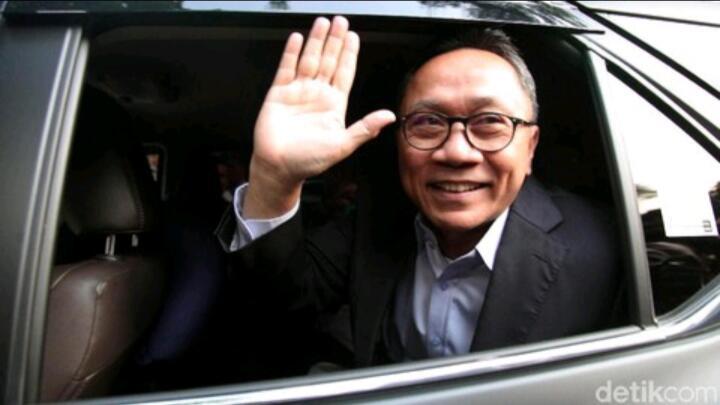 Ketum PAN Zulkifli Hasan Dipanggil KPK Hari Ini