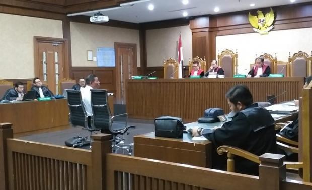 Kasus Dugaan Suap Mantan Dirkeu AP II, Ahli: Utang Piutang di BUMN Legal