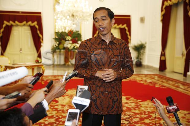 Jokowi Harap Kebijakan Satu Peta Tuntaskan Masalah Lahan