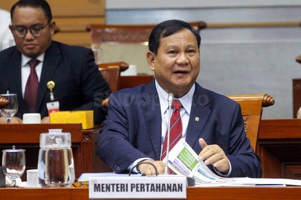 Prabowo ke Wartawan: Friend Kita Sekarang Ya