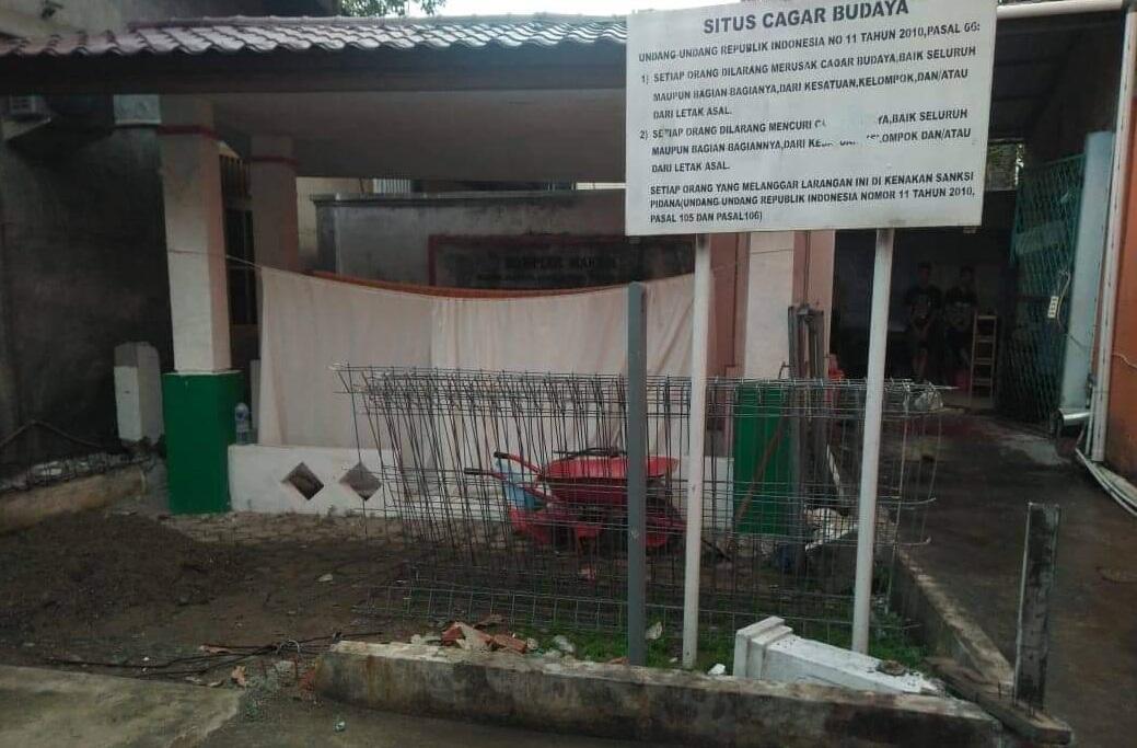 Wali Kota Banda Aceh Dinilai Tidak Serius Lindungi Situs Sejarah