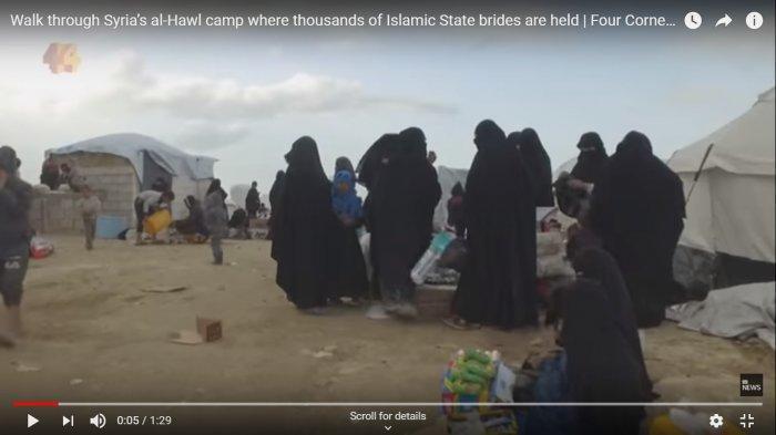 Soal Pemulangan WNI eks ISIS,