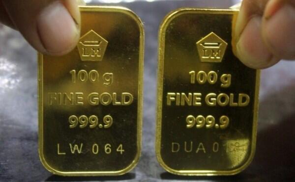 Harga Emas Antam Turun Lagi Nih, Beli Yuk!