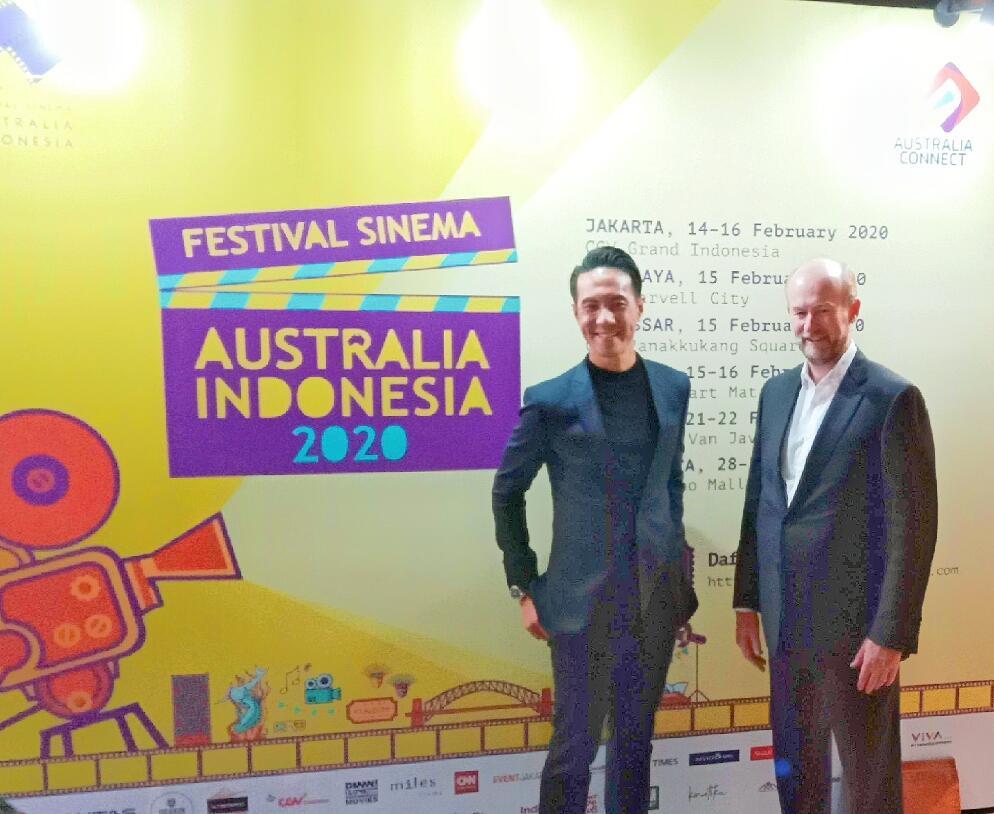 Australia dan Indonesia Kembali Berbagi Kisah Di FSAI 2020.
