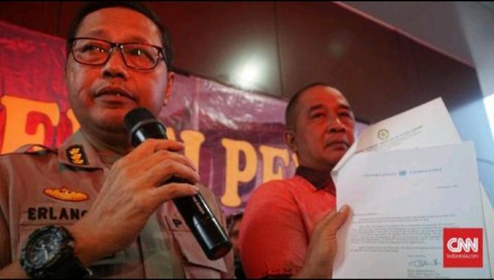 Polisi: Tak Ada Unsur Penipuan di Kasus Sunda Empire