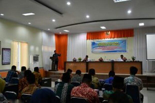 BNN Kabupaten Morowali Gaungkan Bahaya Narkotika