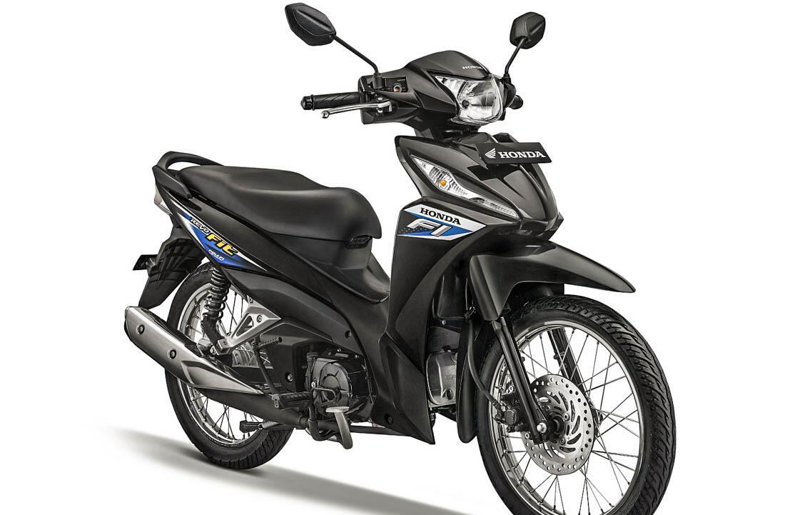 Pas Sesuai Bocoran, Inilah Penampakan Motor Bebek Honda Terbaru