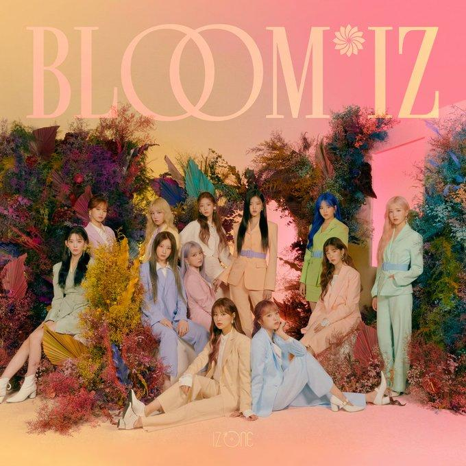 Comeback Sangat Dinanti, Album IZ*ONE Puncaki Chart Pre Order Dua Negara