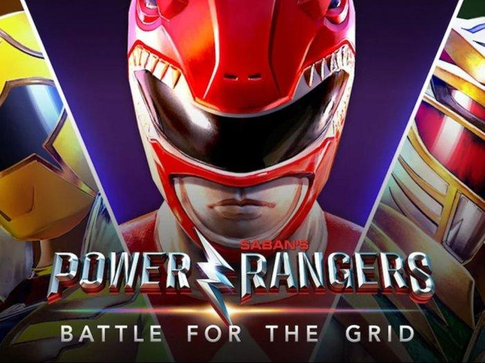 Power Rangers Jadi Game Fighting Pertama Yang Cross-Play 4 Platform!