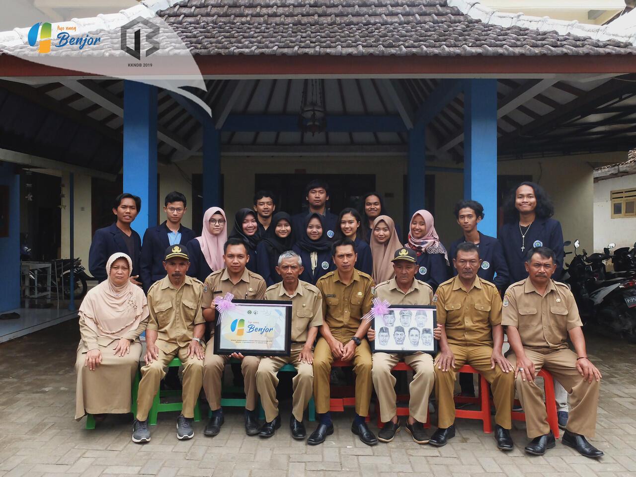 Mahasiswa KKN UM Ajak Warga Benjor Wujudkan Desa Wisata