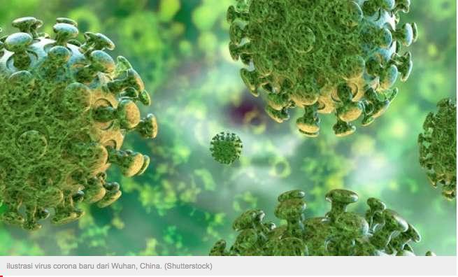 Korban Meninggal Akibat Virus Corona di China Bertambah Jadi 636 Orang