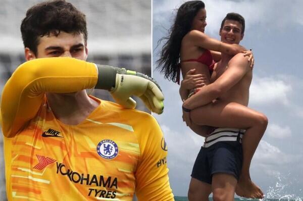 Tampil Tak Sesuai Harga, Chelsea Berencana Depak Kepa Arrizabalaga