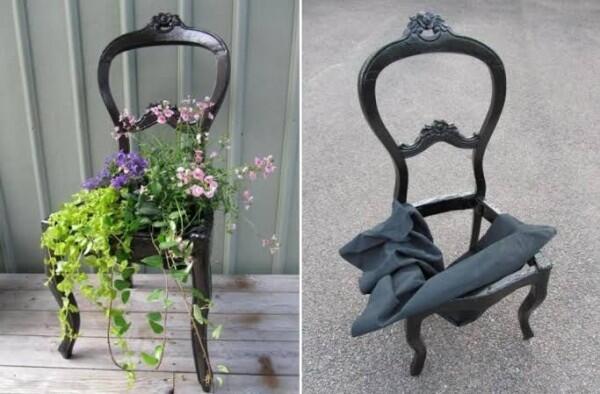 Patut Dicoba! 10 Ide Kreatif Mengubah Kursi Tua jadi Furniture Keren