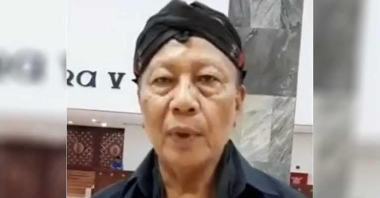 Ngaku Temukan Obat Virus Corona, Ki Sabdo Jagad Royo Surati Gubernur-Presiden