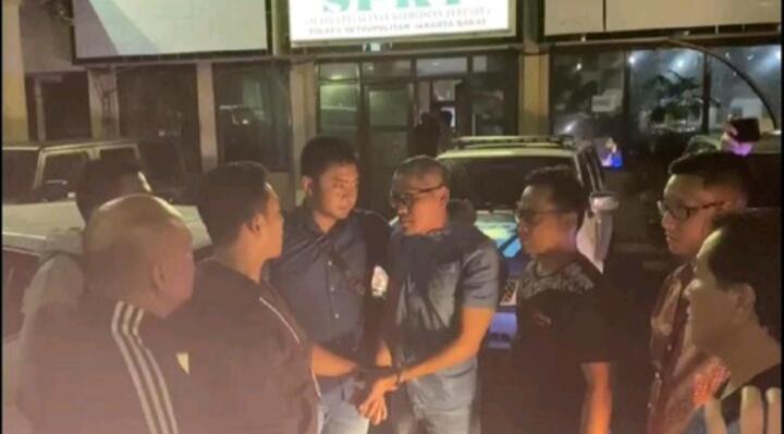 Tohap Silaban, Pemobil yang Ajak Polisi Duel Jadi Tersangka