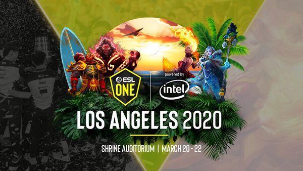 Kualifikasi ESL One Los Angeles DotA 2 di Tiongkok Ditunda Sementara!