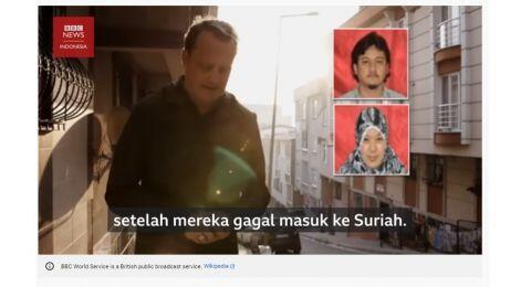 Usai Ikut Deradikalisasi, Pasutri WNI Malah Jadi Bomber ISIS di Filipina