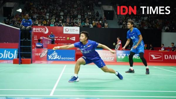 Tiongkok Mundur dari Spain Masters, Greysia/Apriyani ke Perempat Final