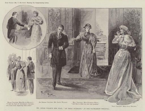 Victorian Era's Social Stratifiction in Oscar Wilde's An Ideal Husband