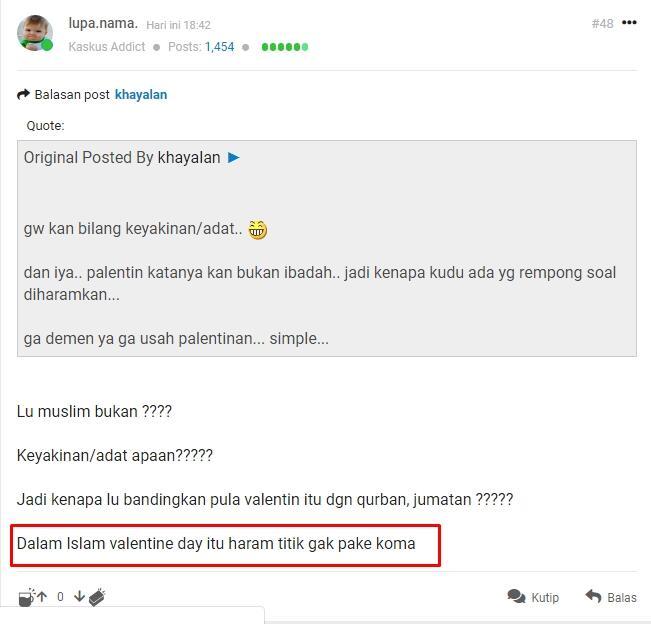 """Jangan Coba-coba Rayakan """"Valentine Day"""" di Aceh Besar"""