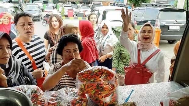 Stabilkan Harga Cabai, Kementan Operasi Pasar Murah di 6 Pasar Tradisional