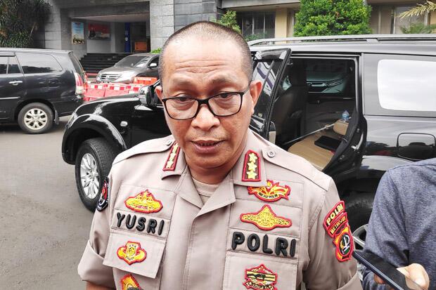 Polda Metro Jaya Buru Bandar Besar Ganja Sintetis