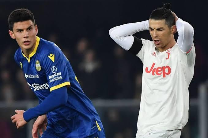 Ronaldo Cetak Rekor Baru Tapi Kalah, Juventus Terancam Disalip Inter