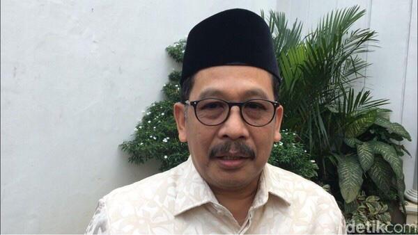 Dirjen Bimas Katolik Diisi Pejabat Beragama Islam, Ini Penjelasan Wamenag