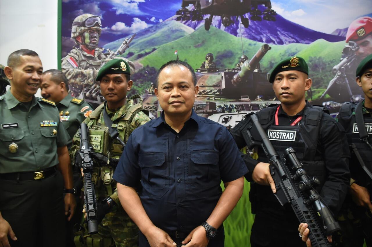 Tahun 2020, TNI AD Rekrut 17.264 Prajurit