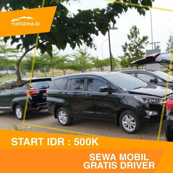 YUKSEWA.ID - JASA RENTAL/SEWA MOBIL PLUS DRIVER SE-JABODETABEK