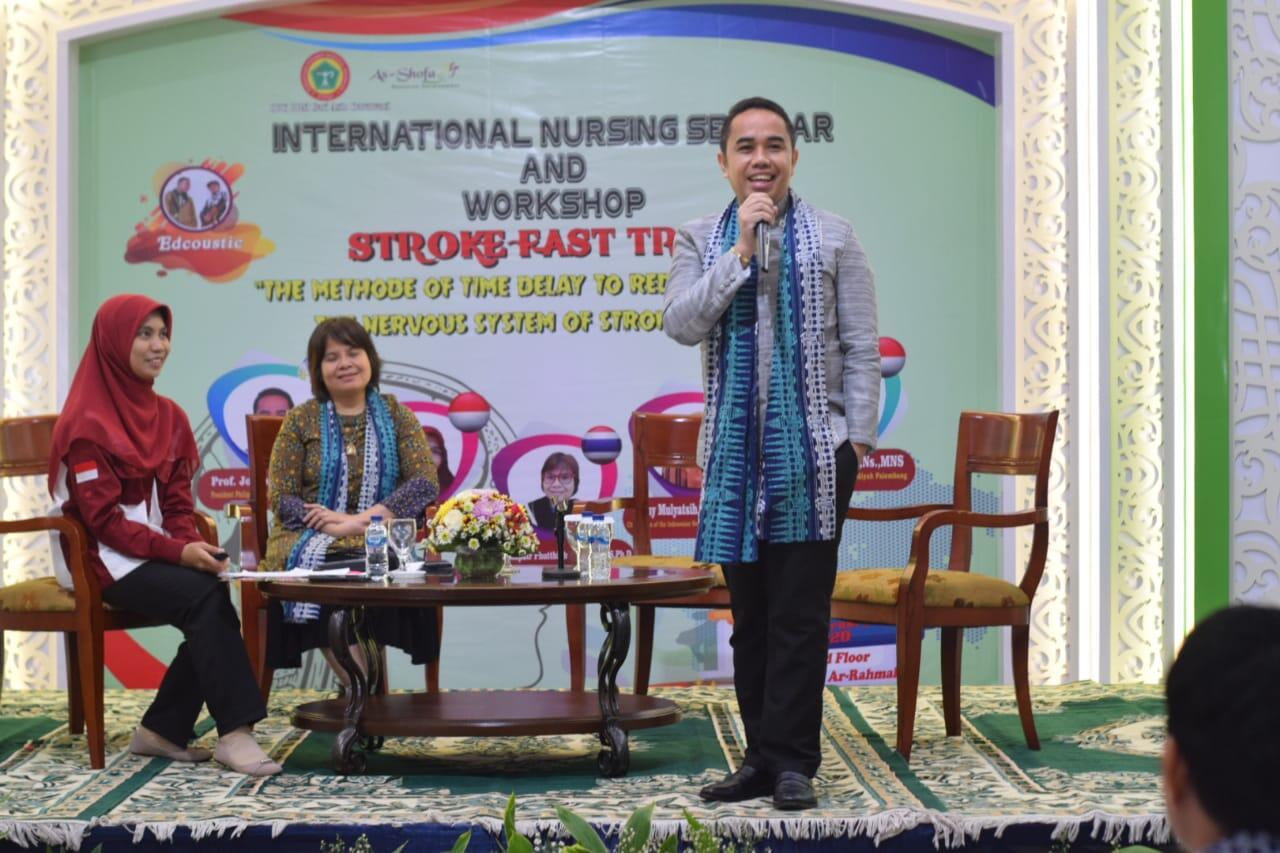 Pengurus Komisariat RS Sari Asih Mengadakan Nursing Seminar & Workshop