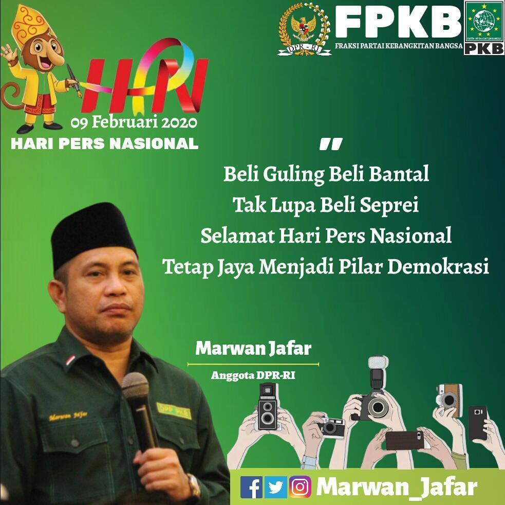 Selamat Hari PERS Nasional