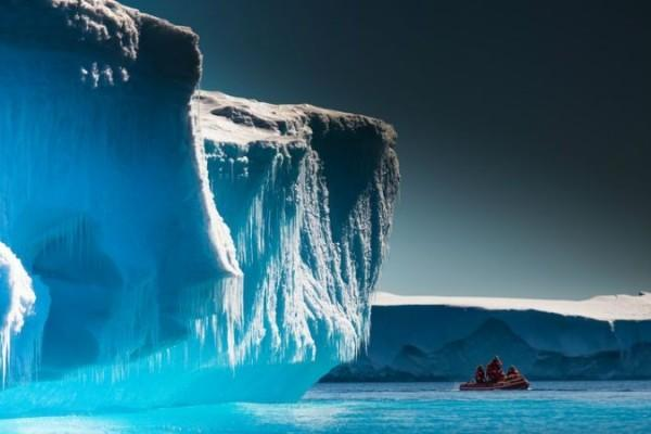 7 Hal Unik dan Aneh di Antarktika, Tidak Ada Zona Waktu loh di Sana!