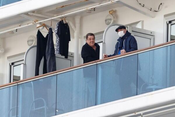 Kisah Penumpang yang Dikarantina di Kapal Gara-gara Virus Corona