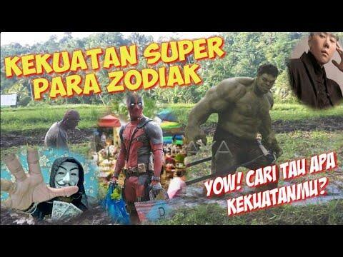 HEBOH! 12 Zodiak Yang Punya Kekuatan Super, Apa Kamu Termasuk?