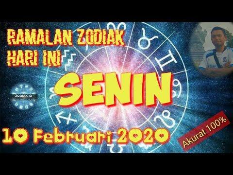 ADA KEJUTAN! Ramalan Zodiak Hari ini Senin 10 Februari 2020, Bagaimana Nasib Saya?