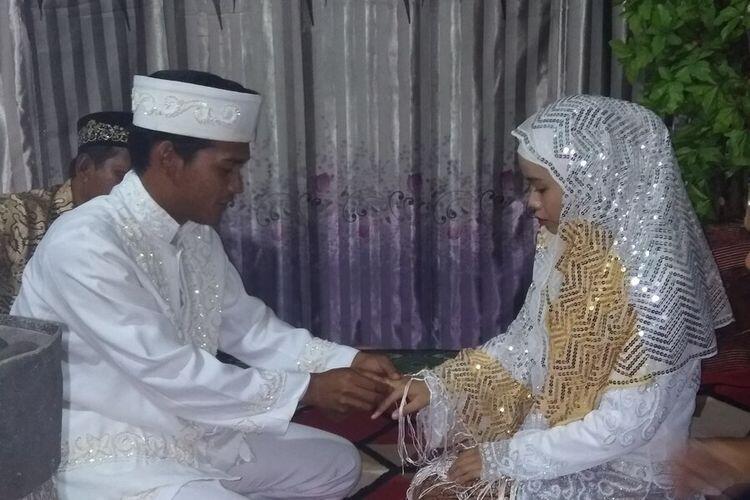 Mengharukan, Calon Pengantin Asal Natuna Hampir Batal Menikah Karena Alasan Ini!