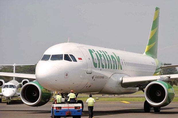 Citilink Buka Penerbangan ke Timur Tengah melalui Surabaya-Jeddah