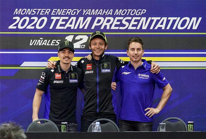 Maksud Tersembunyi Dibalik Yamaha Merotasi Posisi Rossi Dengan Quartararo