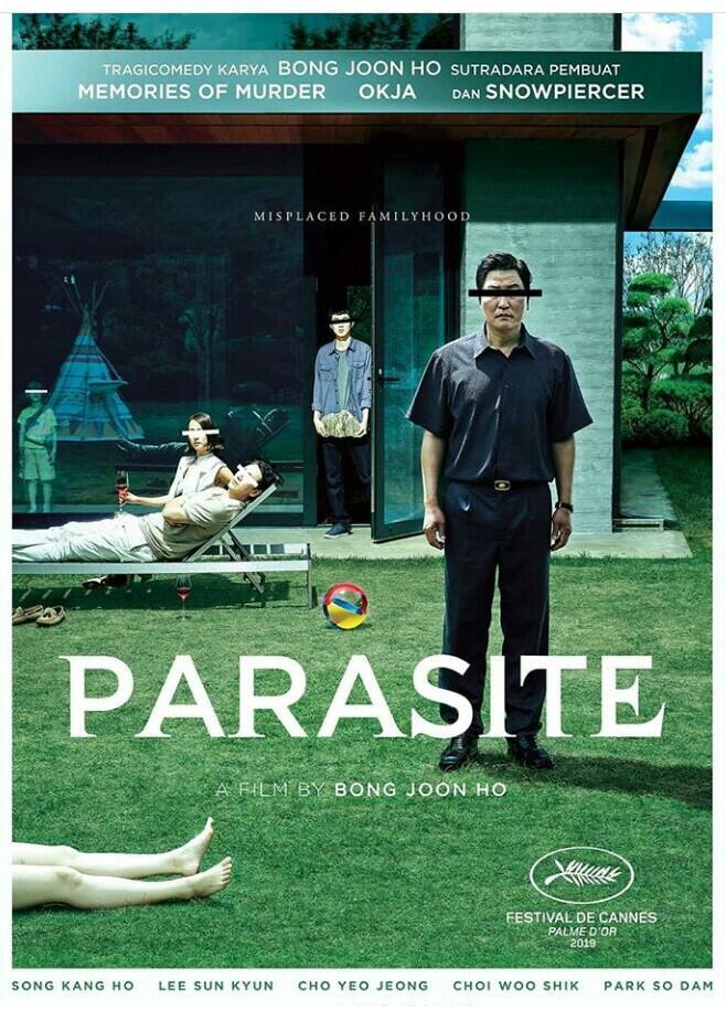 'Parasite' Berhasil Bawa Pulang 4 Piala Oscar!