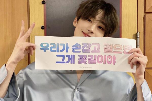 5 Sweet Moments di Fanmeeting Han Seung Woo. Ada VICTON dan X1 Nih~