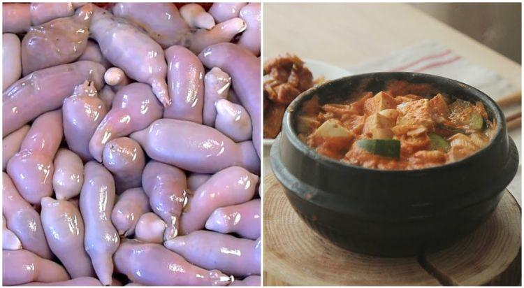 Sensasi Lezatnya Baegul, Kuliner Ekstrim Korea Yang Bisa Kalian Coba