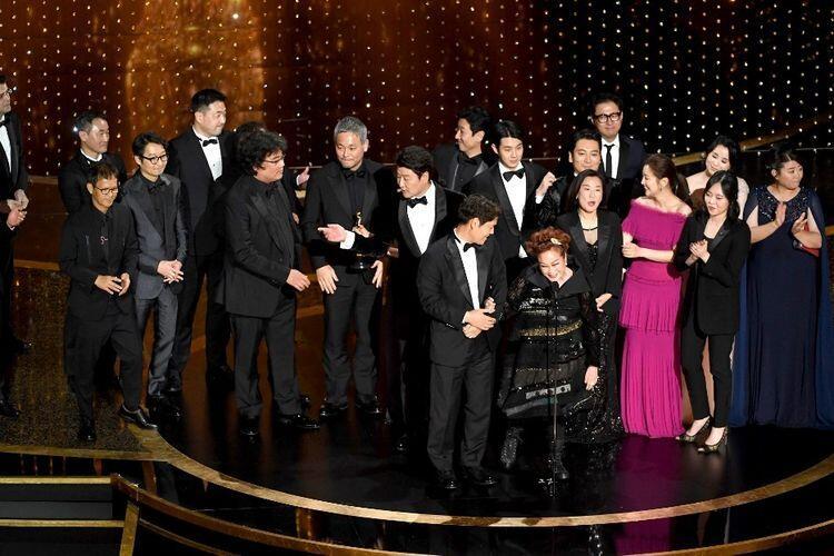 Berjaya, Parasite Dinobatkan Jadi Film Terbaik Oscar 2020
