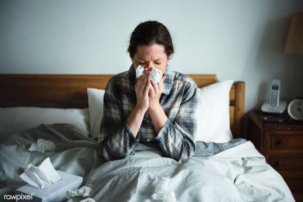 7 Penyebab Seseorang Rentan Terkena Penyakit Flu Berkepanjangan