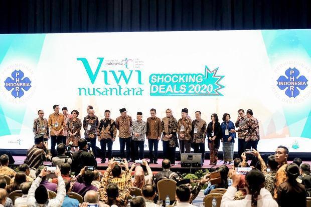 Pacu Wisata Domestik, PHRI Luncurkan Viwi Nusantara Shocking Deals 2020